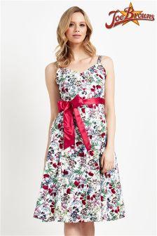 Joe Browns Fresh Floral Print Skater Dress