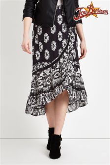 Joe Browns Maxi Print Skirt