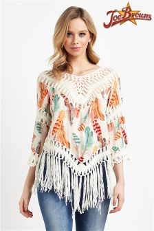 Joe Browns Boho Print Beach Blouse
