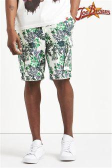 Joe Browns Tropical Print Shorts