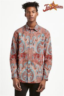 Joe Browns Pattern Shirt