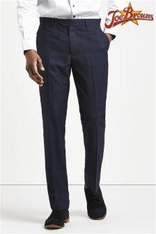 Joe Browns Check Suit Trousers