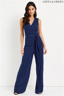 Anita & Green Wide Leg Jumpsuit
