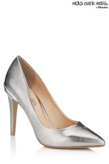 Head Over Heels Metal Trim Heel Courts