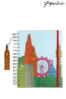 Paperchase Love From London Notebook
