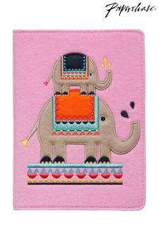Paperchase Elephant A5 Notebook