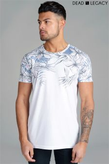 Dead Legacy Tropical Neckline T-Shirt