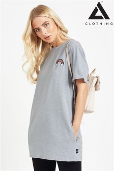 Adolescent Short Sleeve Tee Dress