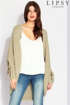 Lipsy Rib Knit Shrug