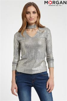 Morgan Choker Jumper