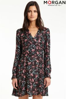 Morgan Floral Dress