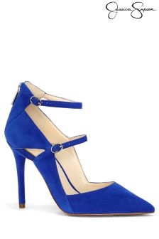 Jessica Simpson Double Strap Courts