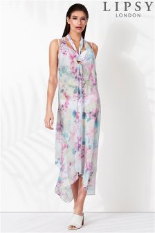 Lipsy Blur Floral Cover Up