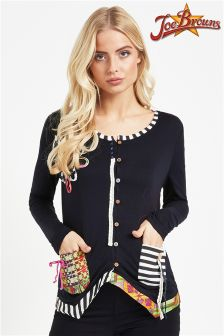 Joe Browns Nautical Appliqué Cardigan