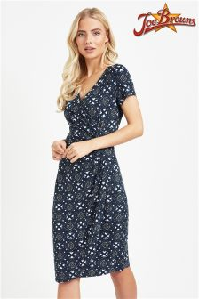 Joe Browns Wrap Mosaic Dress