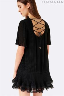 Forever New Pleated Dress