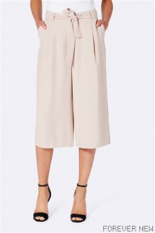 Forever New Self Tie Culotte