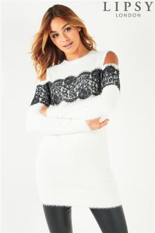 Lipsy Cold Shoulder Tunic