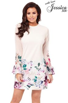 Jessica Wright Floral Shift Dress