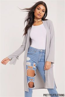PrettyLittleThing Duster Coat