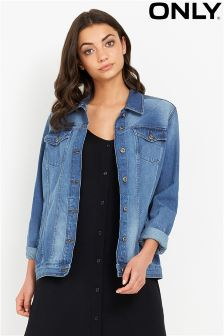 Only Oversized Denim Jacket