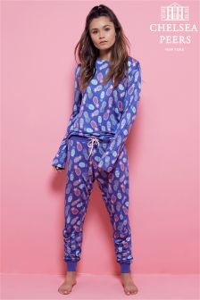Chelsea Peers Pineapple PJ Set
