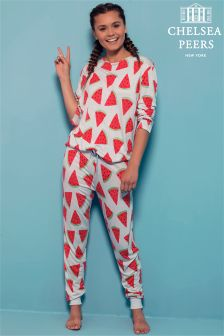 Chelsea Peers Watermelon PJ Set