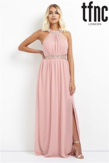 tfnc Embellished Maxi Dress