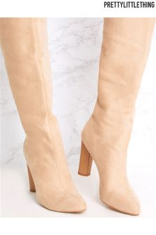 PrettyLittleThing Pointed Boots