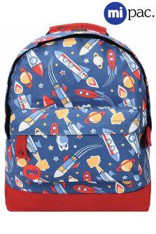 Mi-Pac Kids Mini Space Print Backpack