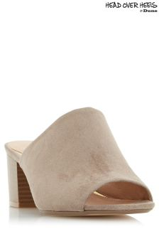 Head Over Heels Mules