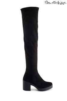 Miss Selfridge High Leg Boots