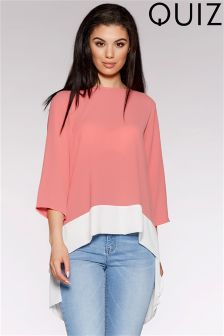 Quiz Contrast Top