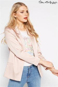 Miss Selfridge Satin Jacket