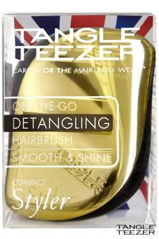 Tangle Teezer Compact Styler Gold Rush Hairbrush