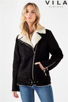 Vila Shearling Jacket