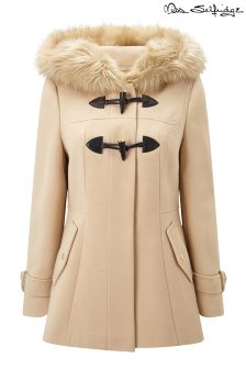 Miss Selfridge Petite Duffle Coat