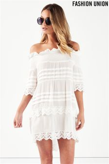 Fashion Union Bandeau Coverup