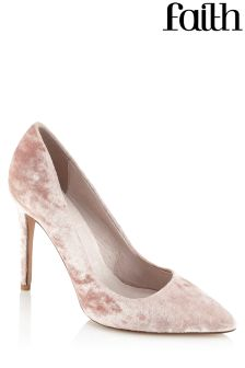 Faith Chloe Velvet Courts