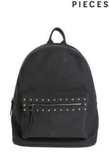 Pieces Stud Detail Backpack