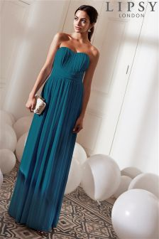 Lipsy Bella Mesh Multiway Maxi Dress