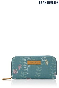 Brakeburn Leaf Print Purse