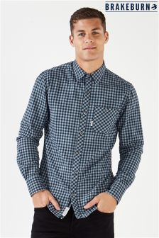 Brakeburn Gingham Long Sleeve Shirt