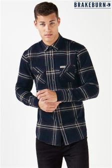 Brakeburn Long Sleeves Flannel Shirt