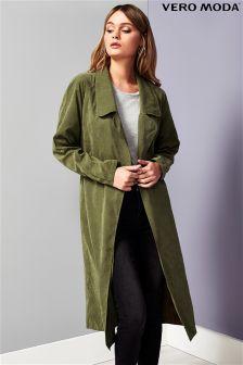 Vero Moda Belted Duster Coat