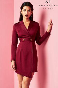 Angeleye Blazer Style Dress