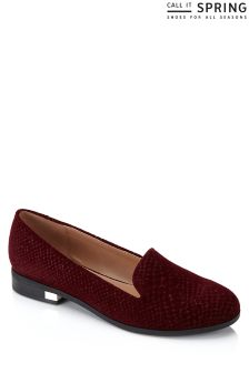 Call It Spring Hard Sock Loafer