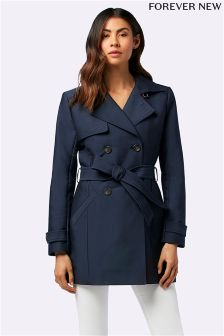 Forever New Petite Trench Coat