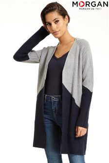Morgan Colour Block Cardigan