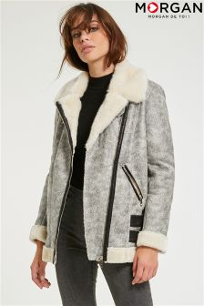 Morgan Shearling Coat